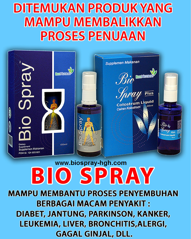 Biospray Bionutric Hubungi Hp/wa 0852-3186-1758 | Agen Biospray Indonesia